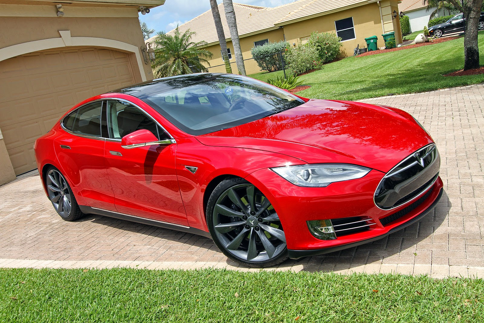 Tesla announce Model S pricing for Australia - Types cars