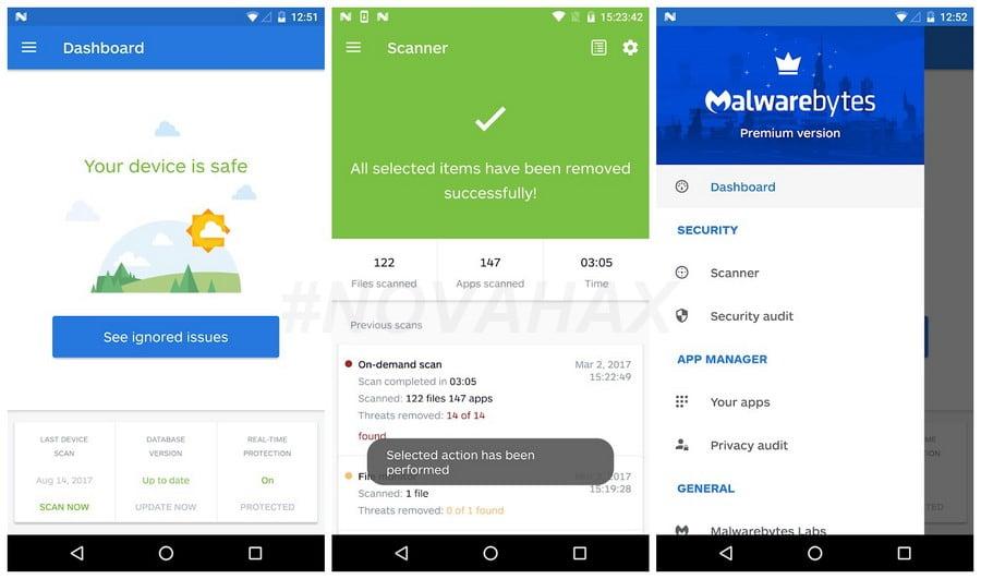 Malwarebytes Premium 3.4.2.3 APK [Patched]