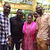 Photo: Patience Jonathan spotted with some Nigerians in Dubai