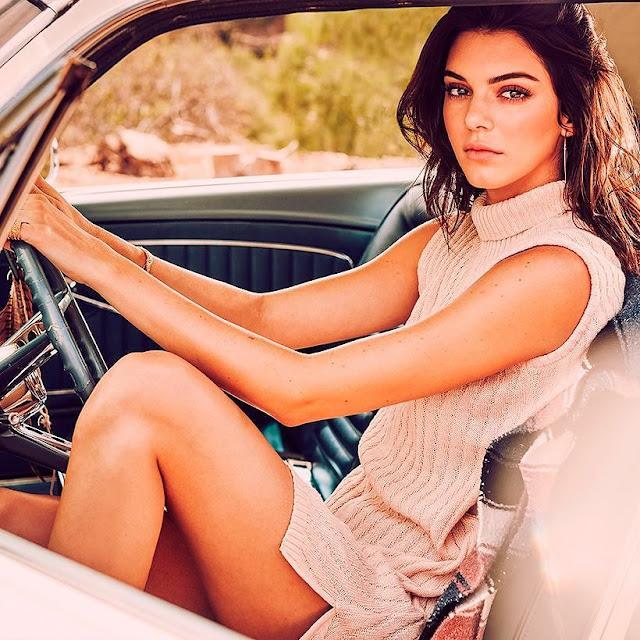 Hot Kendall Jenner for Penshoppe 2017