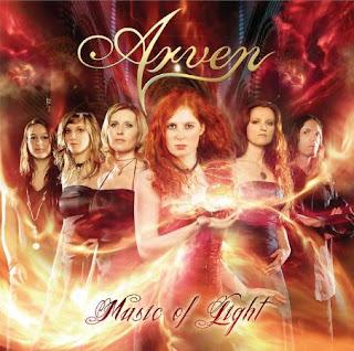 """Ακούστε τον δίσκο των Arven """"Music of Light"""" που κυκλοφόρησε το 2013"""