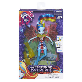 MLP Equestria Girls Legend of Everfree Crystal Wings Rainbow Dash Doll