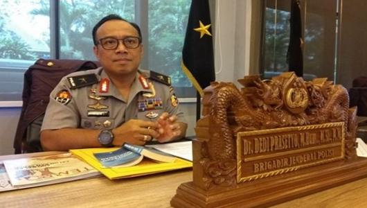 Polisi Buru Penyebar Hoaks Intel Beri Makanan Beracun di Bawaslu