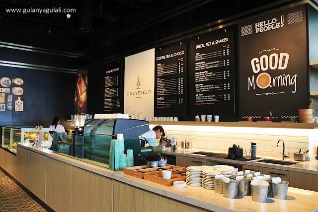 Cafe Pertama Gramedia