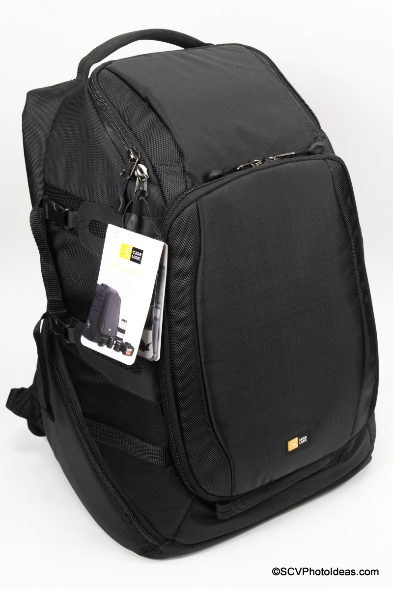 Case Logic DSB-103 DSLR Split Pack unpacked