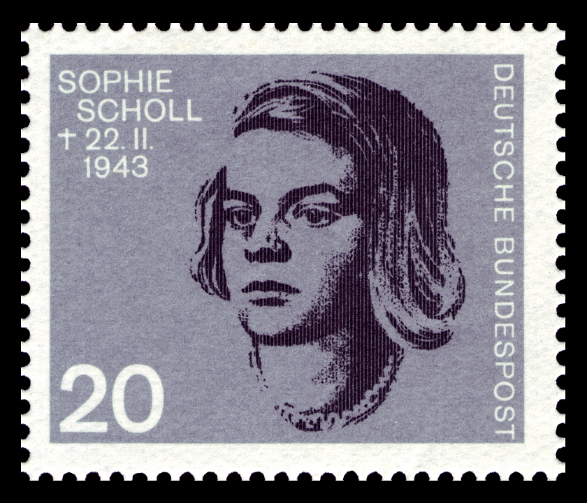 sophie scholl image. Black Bedroom Furniture Sets. Home Design Ideas