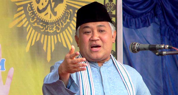Din Syamsuddin: Tidak ada Imam Besar Umat Islam Indonesia