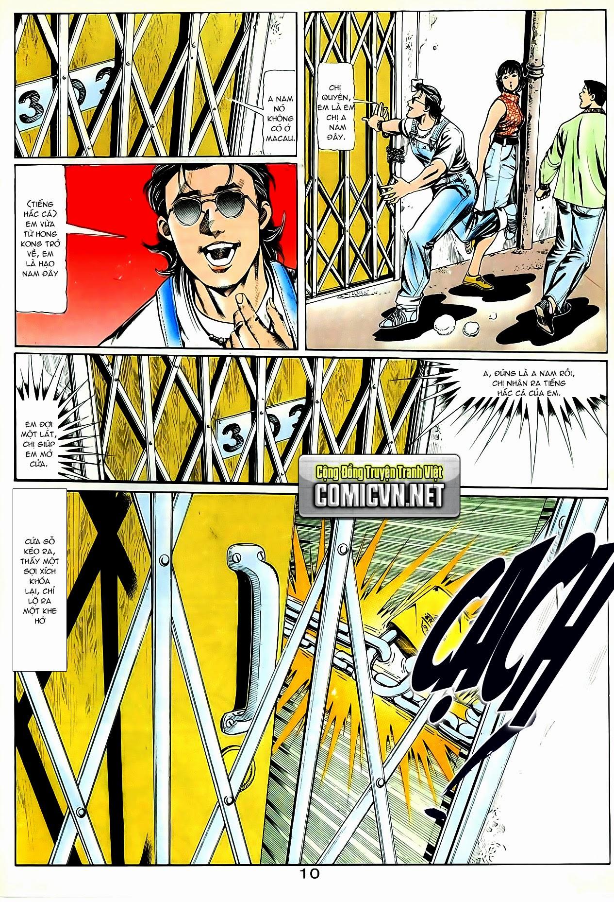 Người Trong Giang Hồ chapter 80: macau nổi sóng gió trang 24