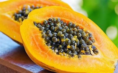 الباباظ فاكهة غنية بفيتامين ج