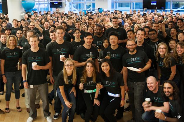 在Apple Watch威脅下,為什麼Fitbit依舊被資本市場高度肯定?