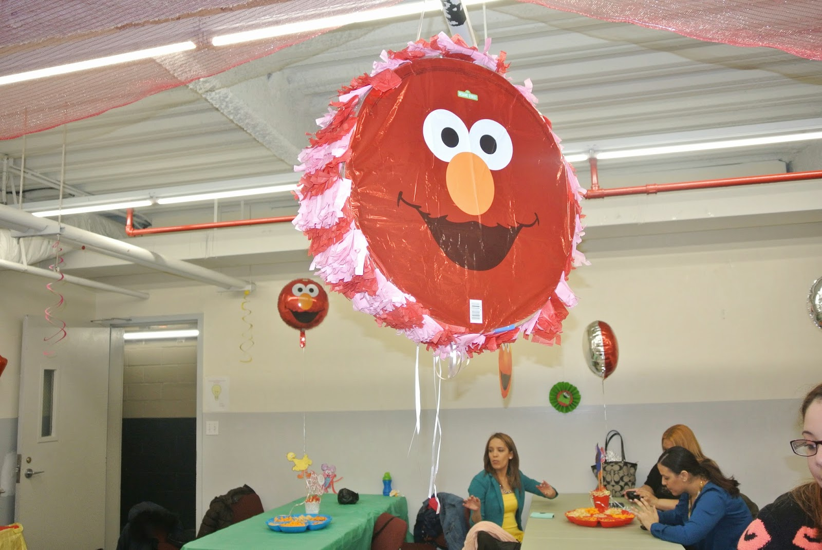 Living Life Backwards Diy Elmo Decoration Sesame Street