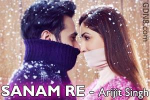 SANAM RE - Arijit Singh - Pulkit Samrat & Yami Gautam