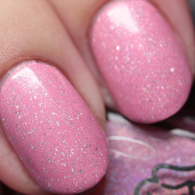 Grace-full Nail Polish Cotton Candy Clouds