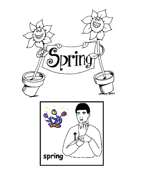 HearMyHands ASL: SPRING is sure here!