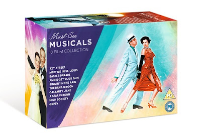 Must See Musicals, Christmas Gift Guide, DVD's, Musical Box Sets, Christmas Gifts