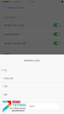 Benarkah Kamera Bawaan Xiaomi Redmi Note 3 PRO Bisa Rekam Video 4K Ini Tutorial Caranya