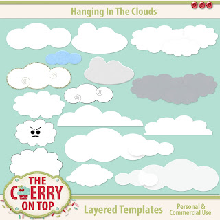 Hanging In The Clouds Templates