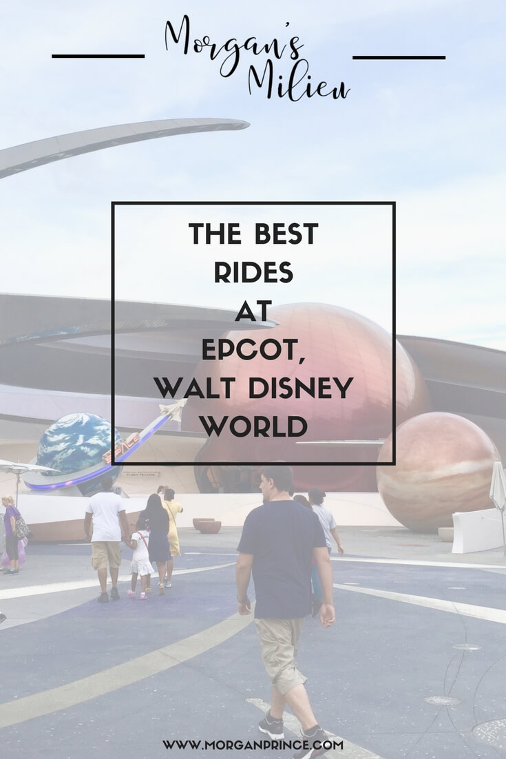The best rides at Epcot, Walt Disney World - our favourites.