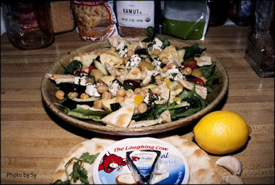 Lebanese Fattoush Salad My Way Recipe