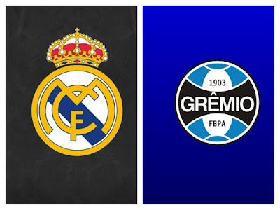 Live Streaming Real Madrid vs Gremio Piala Kelab Dunia FIFA Final 2017