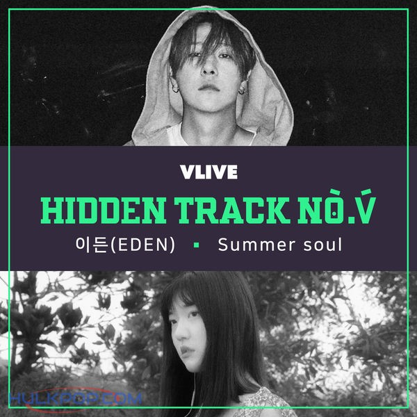 EDEN & Summer Soul – HIDDEN TRACK NO.V, Vol.5 – Single