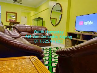 Warih-Homestay-Sri-Cempaka-Kajang-Dining-Hall-3