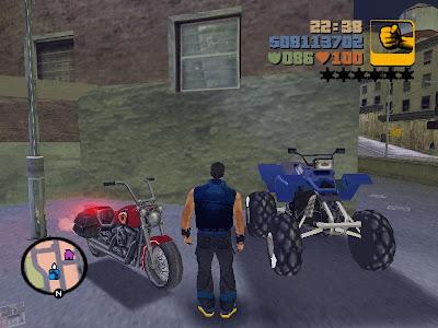 Free Download Game GTA 3 Full RIP Gratis
