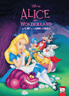 Disney Alice In Wonderland: The Story Of The Movie In Comics HC