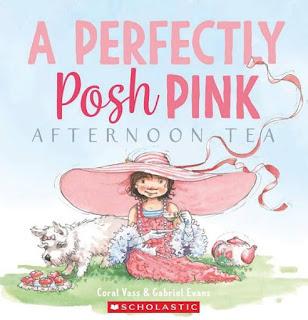 http://www.angusrobertson.com.au/books/a-perfectly-posh-pink-afternoon-tea-coral-vass-vasscoral/p/9781743811689?gclid=Cj0KCQjwr53OBRCDARIsAL0vKrM44cBMeCAgDtKhouruAzGib-ZGE4FbrngGqXBLyVrWXc8uxWcWYHUaAqhKEALw_wcB