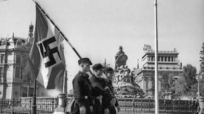 Hitlerjugend en Madrid