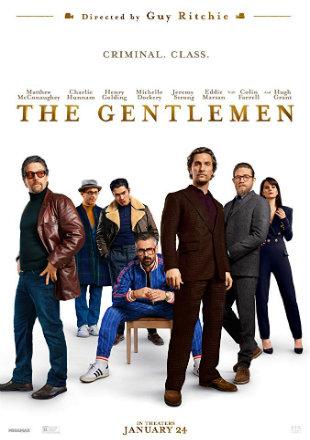 The Gentlemen 2019 HDRip 720p Dual Audio In Hindi English