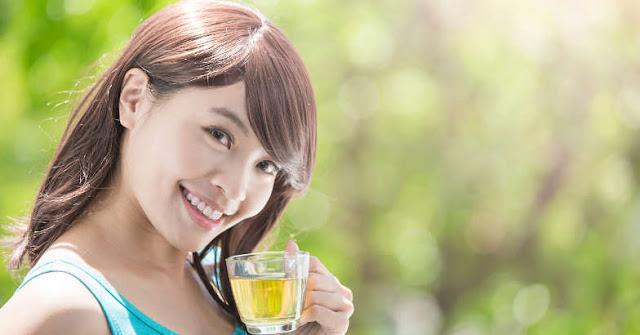4 Manfaat Green Tea Untuk Kesehatan Rambut