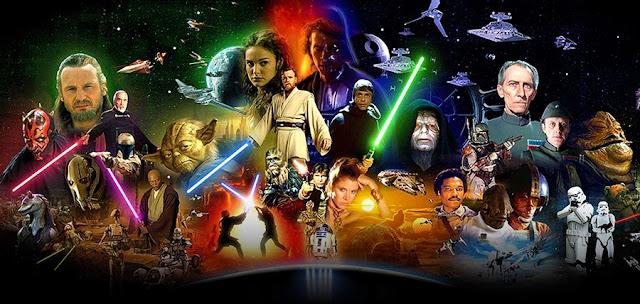 Toate caracterele influente din franciza Star Wars