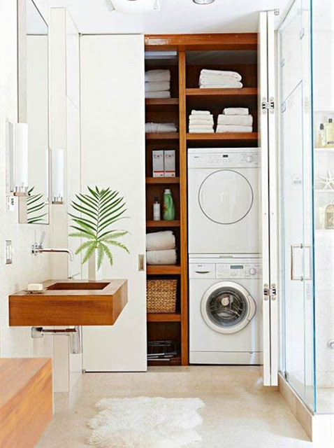 Ideas For a Zone of Washing With Style 2