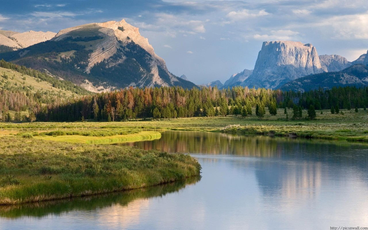 Beautiful-Rivers-HD-Wallpapers-1280x800 | Green Earth