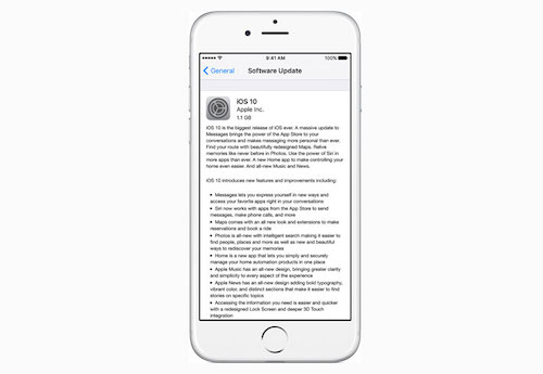 How to Update Your iPhone and iPad Via Over The Air