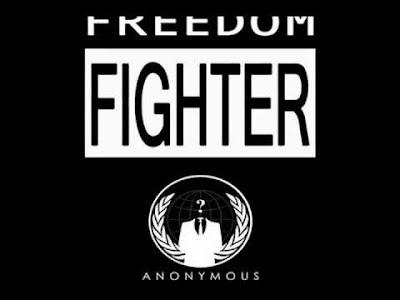 Anonymous Freedom Fighter