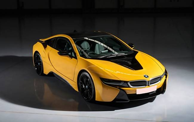 BMW i8 Performance and 0-60 Times