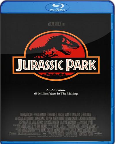 Jurassic Park [BD25] [1993] [Latino]