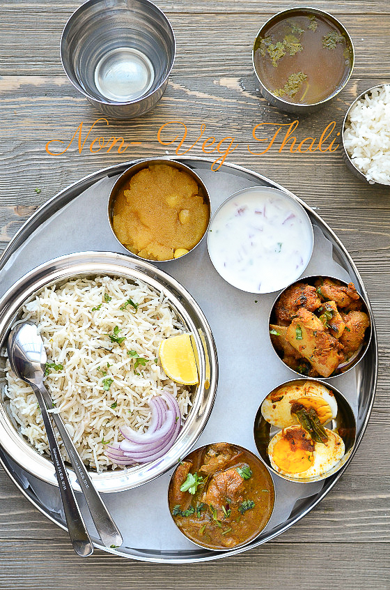 North indian food recipes non vegetarian thali vegan funs recipes north indian food recipes non vegetarian thali forumfinder Image collections