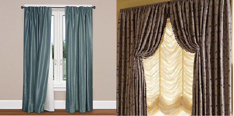 choose curtain or drapery in jaipur
