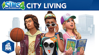 The Sims 4 City Living PC Full Version
