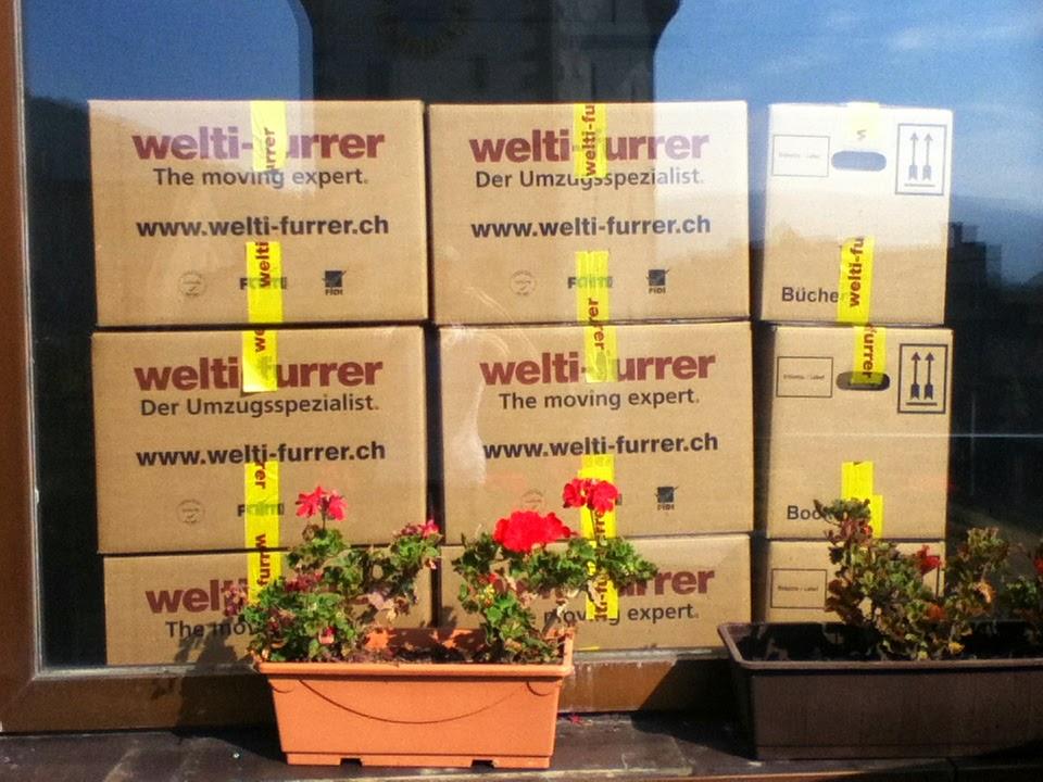 One Big Yodel: Dear Frau: I'm moving to Switzerland and I