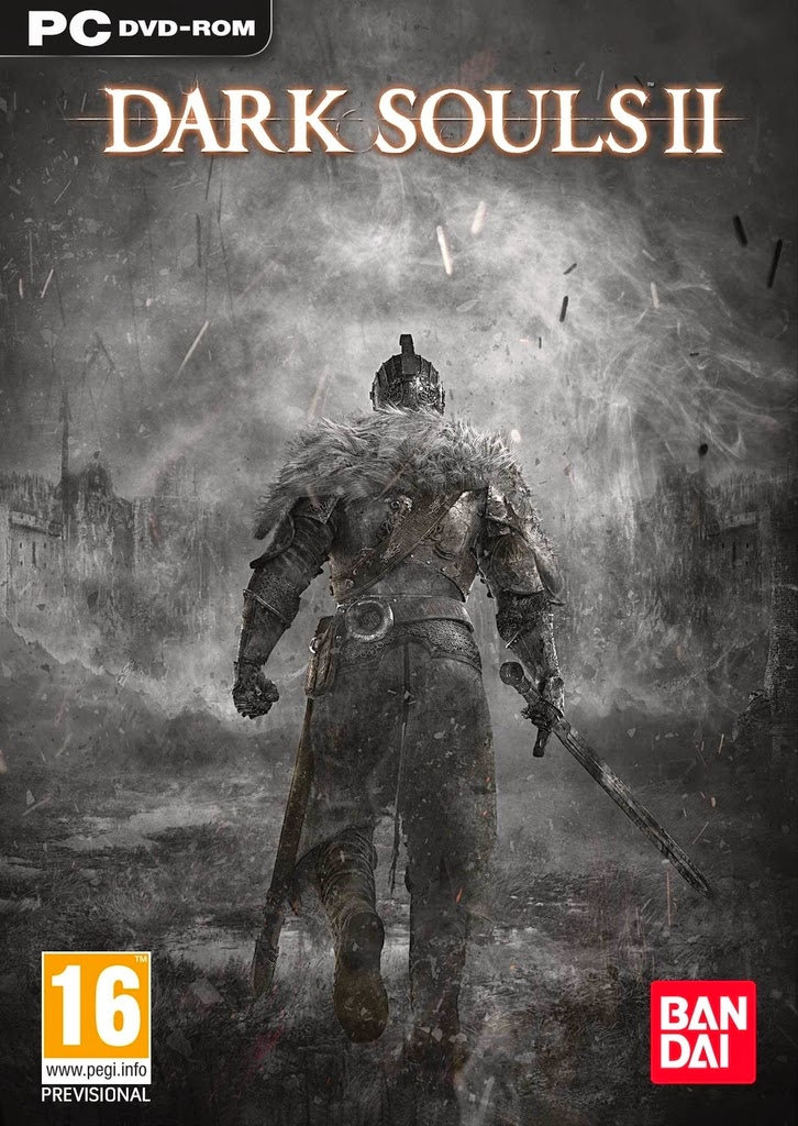 Cover Caratula Dark Souls II Full PC ESPAÑOL