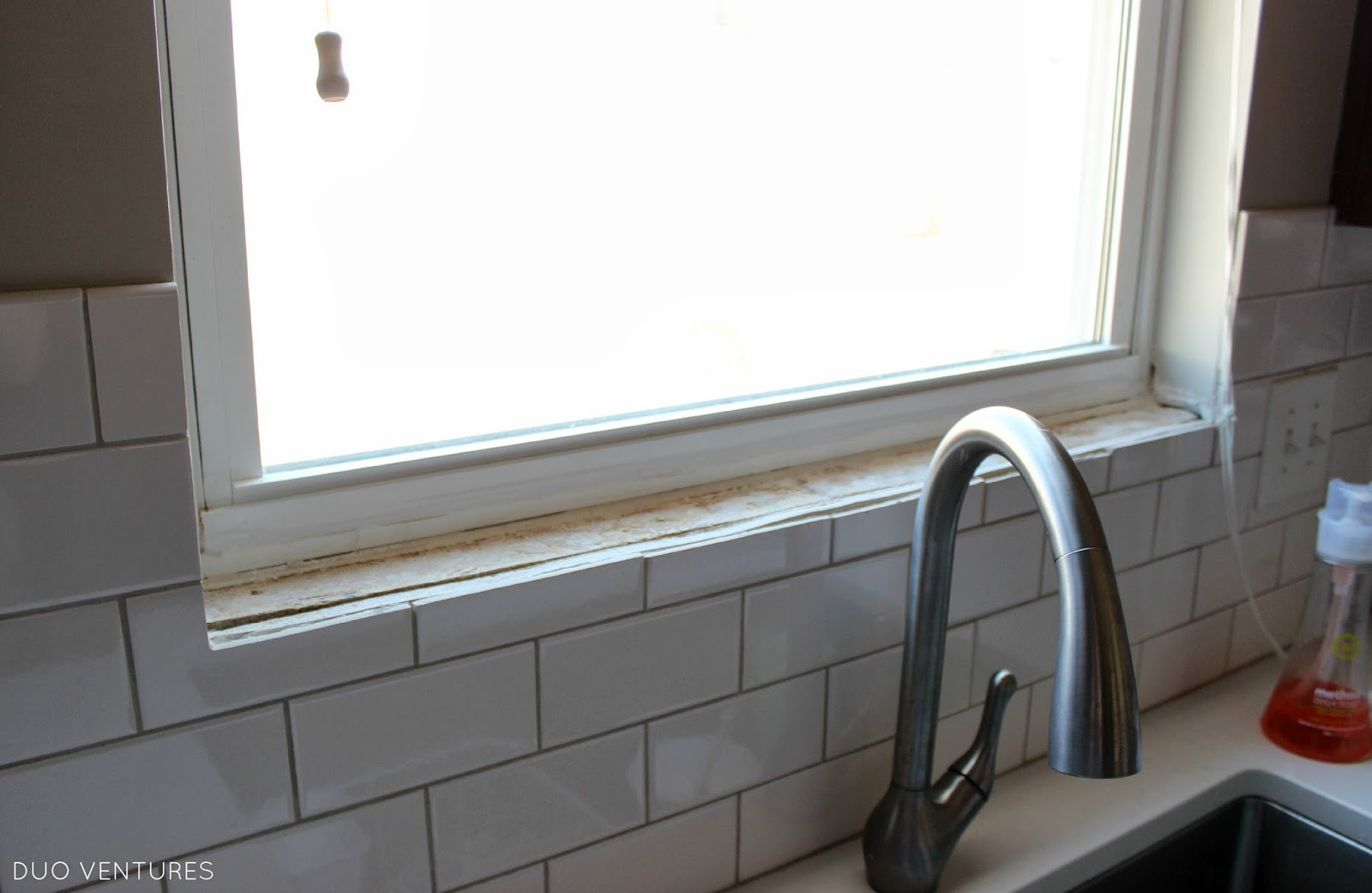 Kitchen Window Trim Ideas