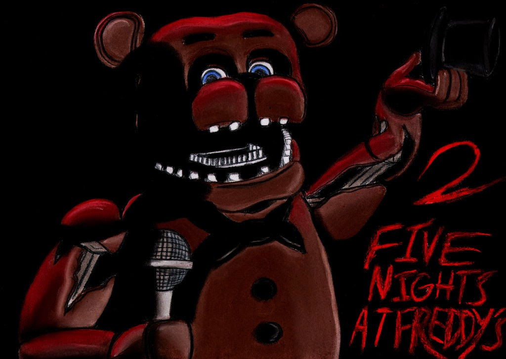 Five nights at freddy s 2 demo