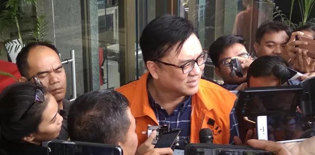 KPK Tahan Direktur Lippo Group Billy Sindoro