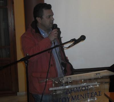 Παραιτήθηκε από πρόεδρος του Κέντρου Πρόληψης ΑΡΙΑΔΝΗ ο Σπύρος Μητσέλος