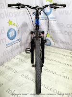 depan element xc100 21 speed 24 inci sepeda gunung remaja