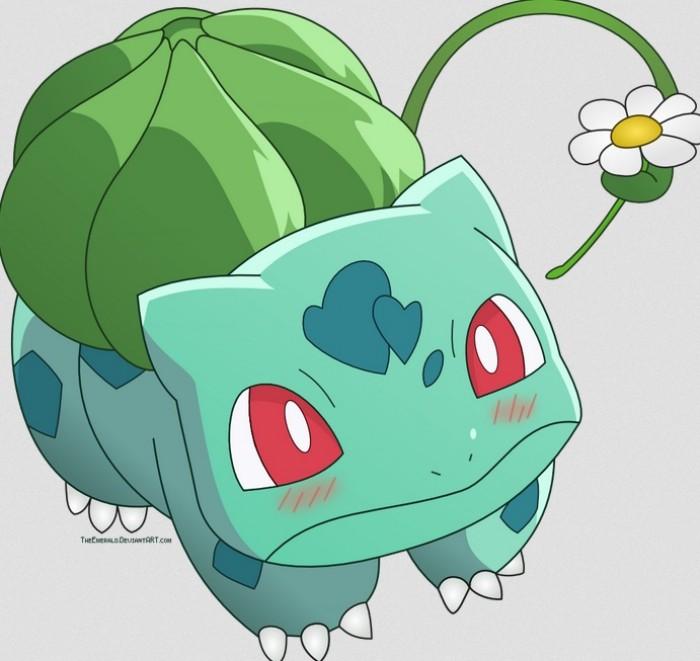 Gambar Pokemon Bulbasaur Terbaru